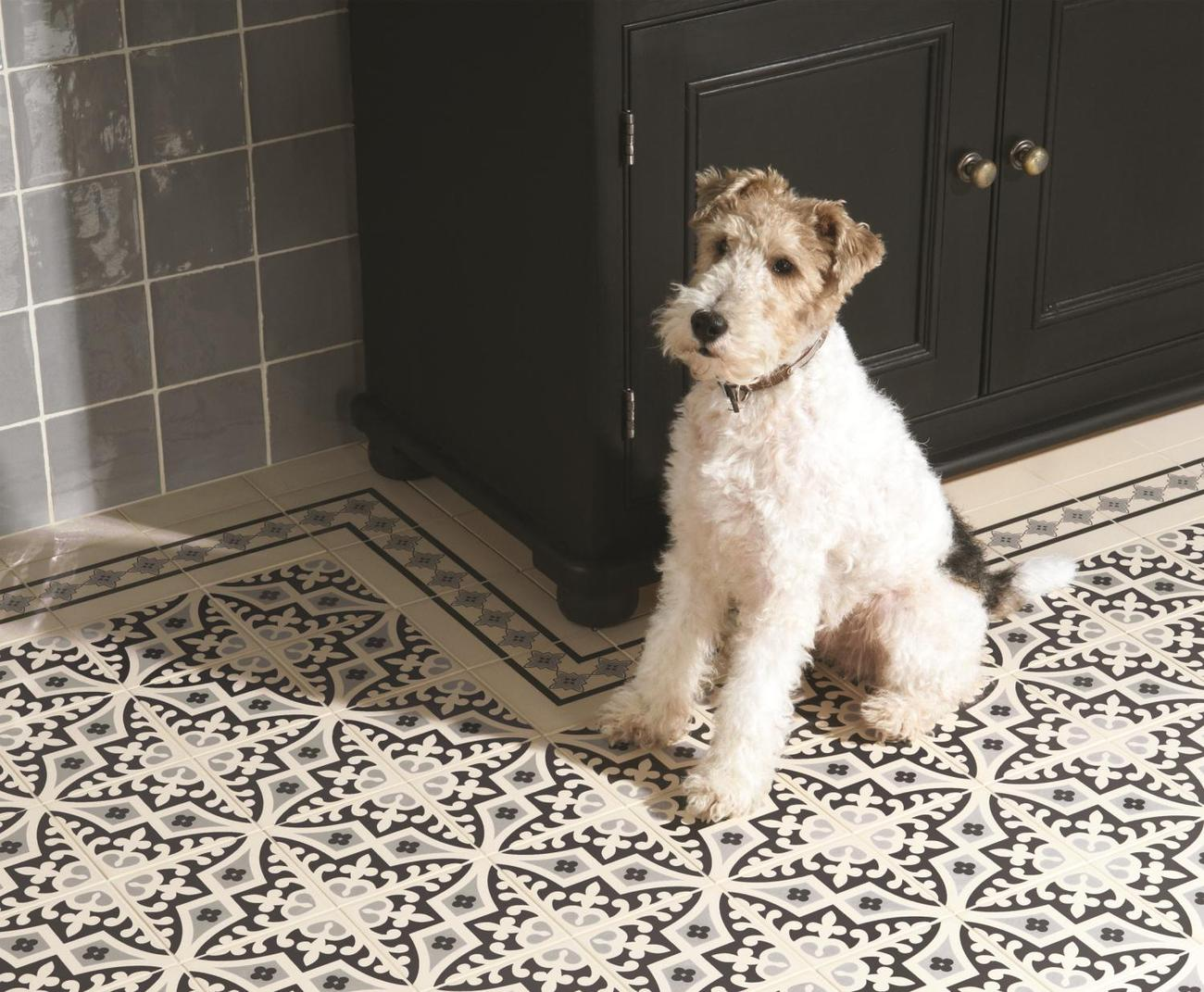 Odyssey Patterned Tiles